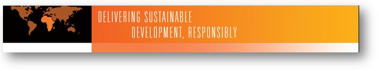 Black Balance Projects:Delivering sustainable development, responsibly
