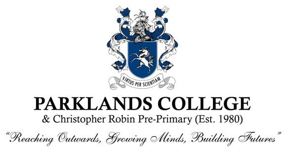 PARKLANDS COLLEGE AND CHRISTOPHER ROBIN PRE-PRIMARY logo