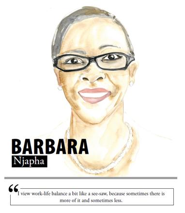Barbara Njapha