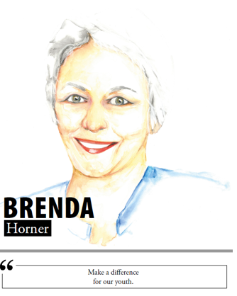 Brenda Horner - Make a difference for our youth