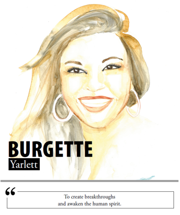 Burgette Yarlett