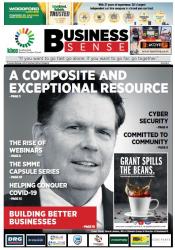 Business Sense Vol6.3 hot off the press