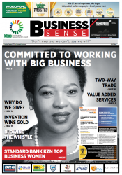 Business Sense Volume 5.5 - Hot Off Press