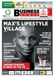 Business Sense Volume 6.2 - Max Mqadi