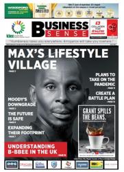 Business Sense Volume 6.2 - Max Mqadi