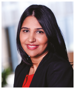 Candice Padayachee : Advisory Director and the Forensic practice leader at KPMG