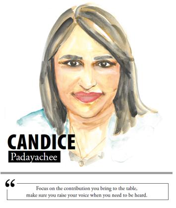Candice Padayachee