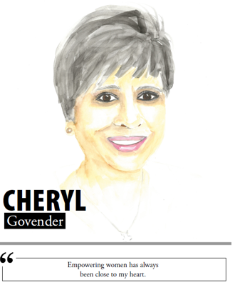 Cheryl Govender - Empowering women has always been close to my heart