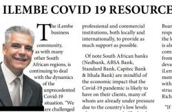Cobus Oelofse - Ilembe Covid-19 resources