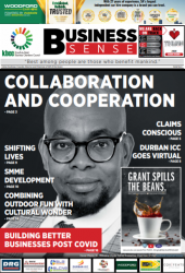 Business Sense V6.4 featuring Dr. Mthobisi Clyde Zondi, Executive Chairman SanDock Austral Group