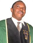 Deputy Mayor, Cllr JB Ngema