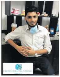 Dr Fareed Amod - National Oral Health Month
