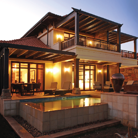 Fairmont Zimbali holiday home