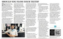 Fareed Amod - Should you floss your teeth?