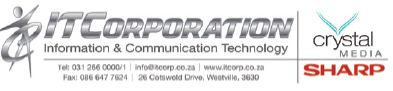 IT Corporation Logo