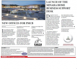 Jade le Roux - New offices for PMCB