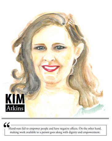 Kim Atkins