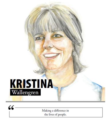Kristina Wallengren