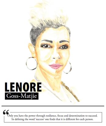 Lenore Goss-Matjie