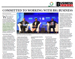 MEC Nomusa Dube-Ncube - Committed To Working With Big Business
