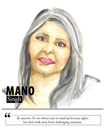 Mano Singh