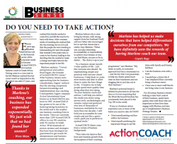 Marlene Powell - Do You Need To Take Action
