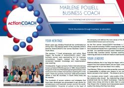 MARLENE POWELL BUSINESS COACH