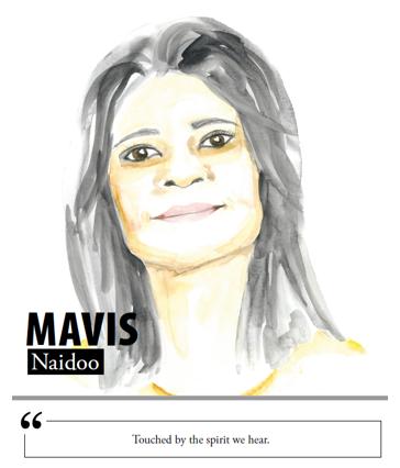 Mavis Naidoo