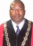 Mayor, Cllr MM Hadebe