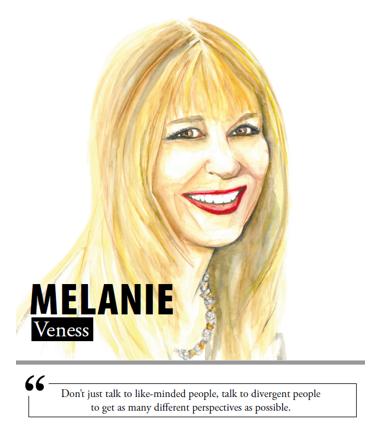 Melanie Veness