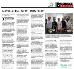 Merrill King - Navigating new frontiers