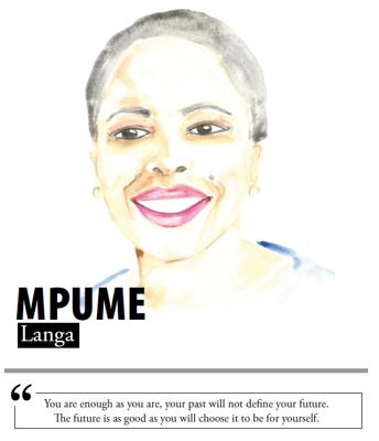 Mpume Langa