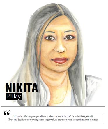Nikita Pillay