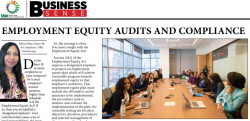 Nikita Pillay - Employment equity audits and compliance