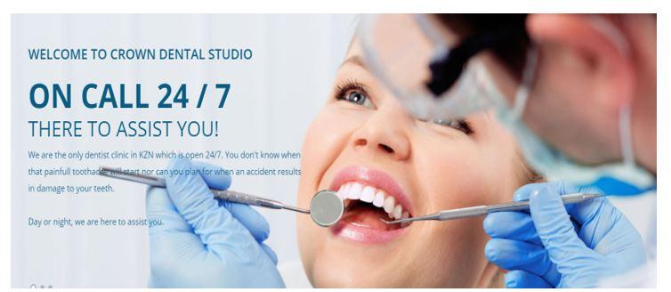 Crown Dental Studio - On Call 24/7