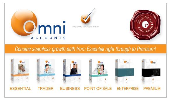 Omni Accounts:Accounting software packages
