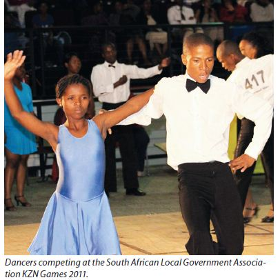 South African Local Government Association KZN Games 2011