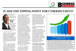Roshan Morar - Is 2020 the tipping point for cybersecurity?