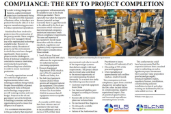 SLG - Compliance: The key to project completion