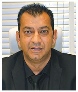 Shabir Tayob : Chairman BMW Supertech Group