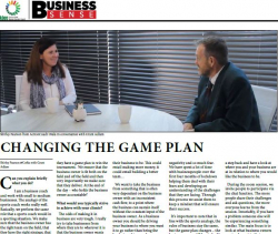 Shirley Pearson - Changing the game plan