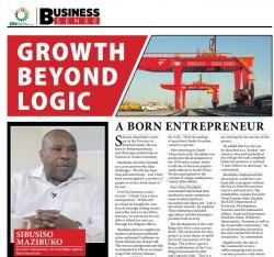 Sibusiso Mazibuko - A born entrepreneur