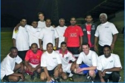 MAGNET's annual soccer tournament