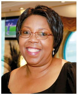 Stella Khumalo : CEO of uShaka Marine World