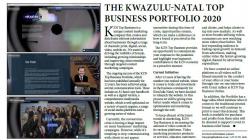 The KwaZulu-Natal Top Business Portfolio 2020