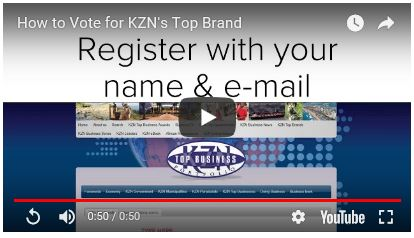 How to Vote for KZN's Top Brand